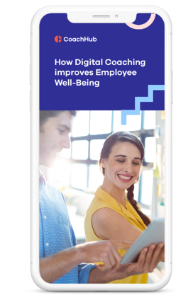 How Digital Coaching Improves Employee Well-Being